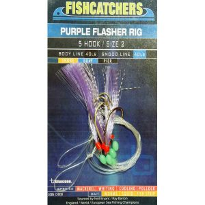 Fish-Catcher-Purple-Flasher-Rig