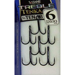 Tenka-Ten-1B-treble-Hook-Packet