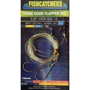 Three-Hook-Flapper-Rig